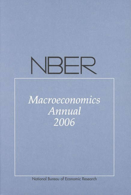 NBER Macroeconomics Annual 2006