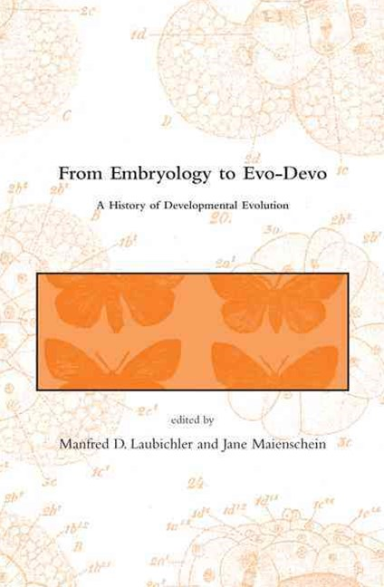 From Embryology to Evo-Devo