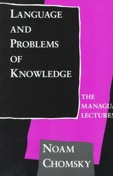 Language Problems of Knowledge