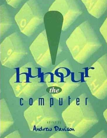 Humour the Computer