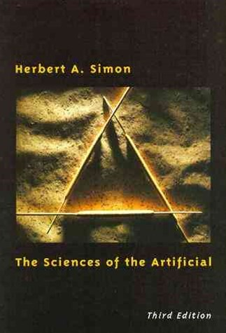 Sciences of the Artificial