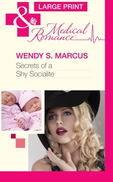 SECRETS OF A SHY SOCIALITE LARGE PRINT