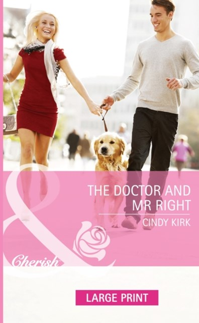 THE DOCTOR AND MR RIGHT LARGE PRINT