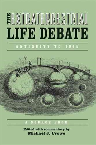 Extraterrestrial Life Debate, Antiquity to 1915
