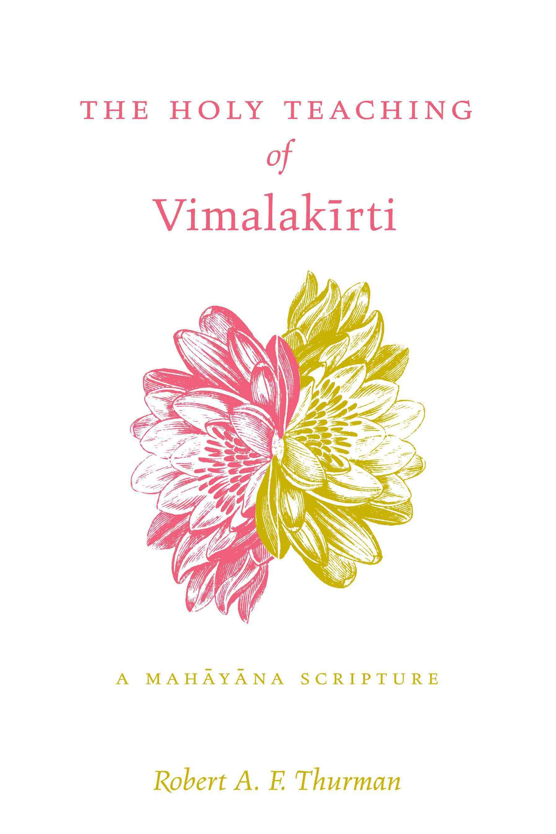 Holy Teaching of Vimalakirti