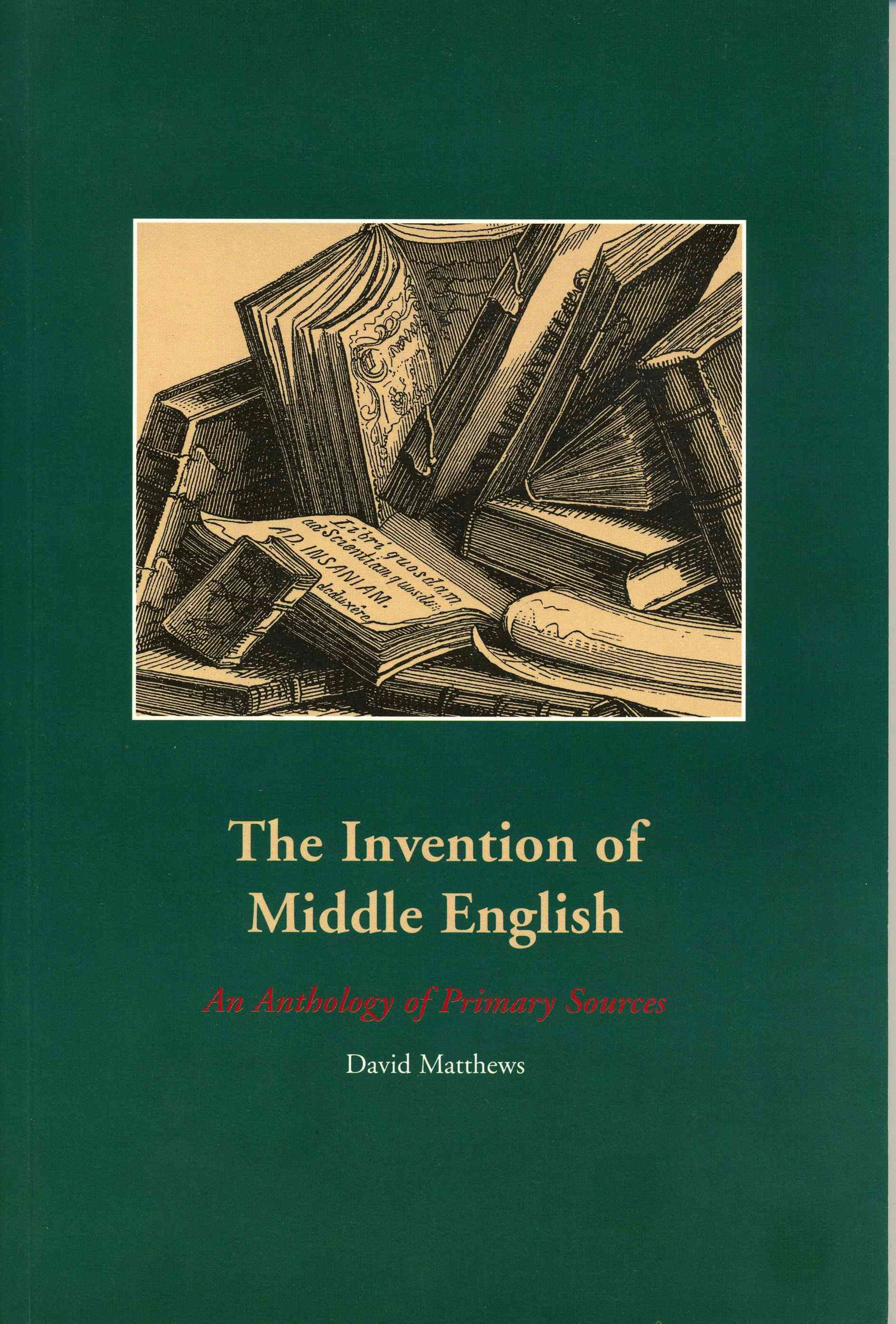 Invention of Middle English