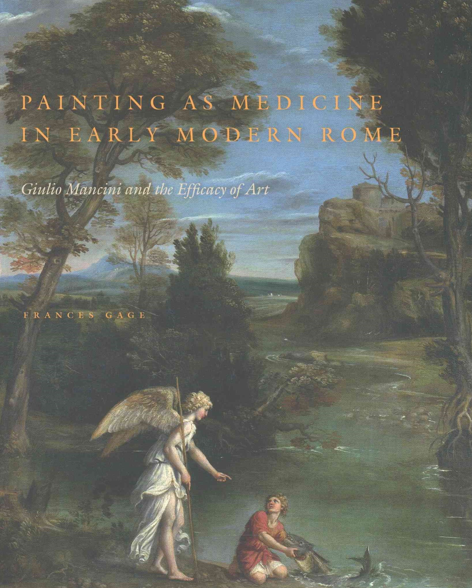 PAINTING MEDICINE EARLY MODERN ROME