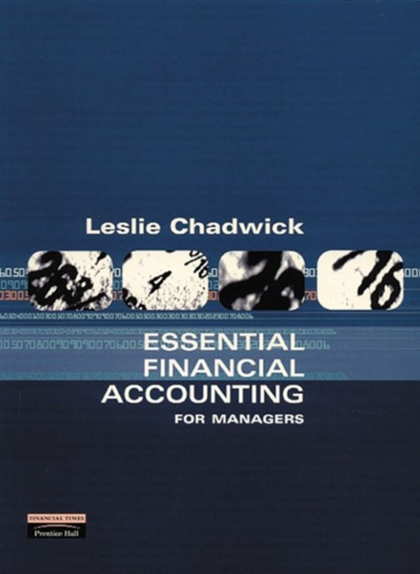 Essential Financial Accounting