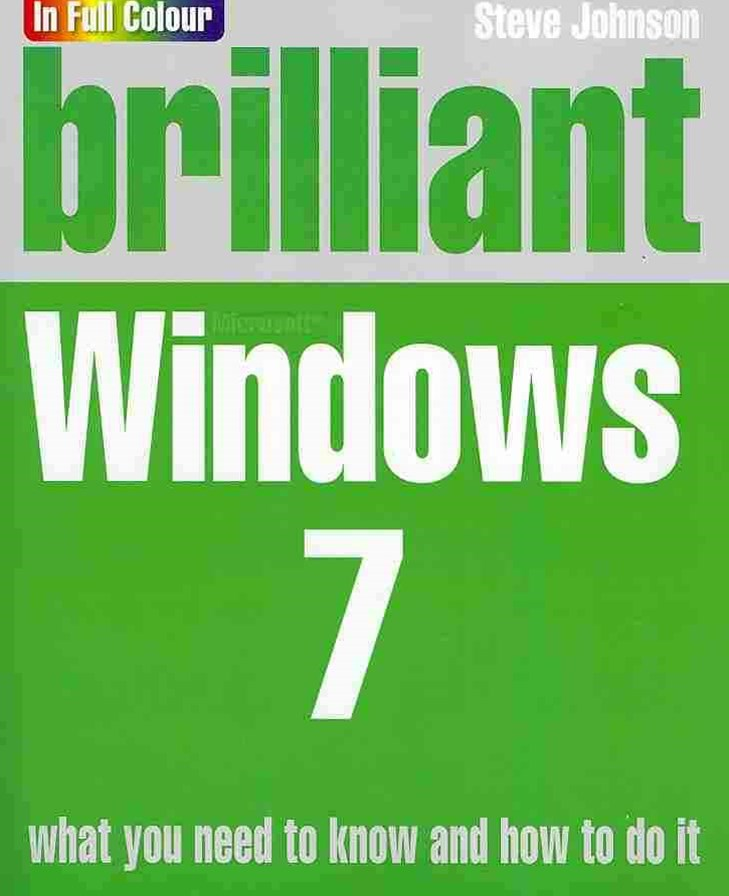 Brilliant Windows 7