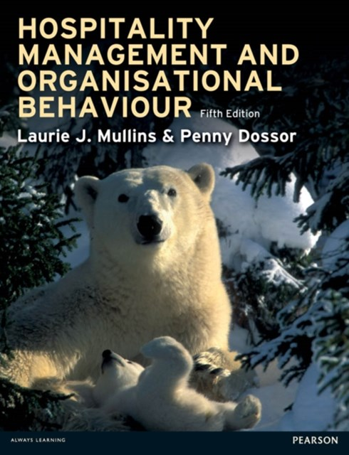 (ebook) Hospitality Management and Organisational Behaviour