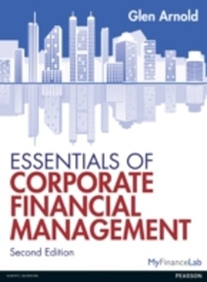 (ebook) Essentials of Corporate Financial Management