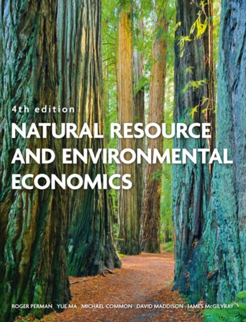 (ebook) Natural Resource and Environmental Economics