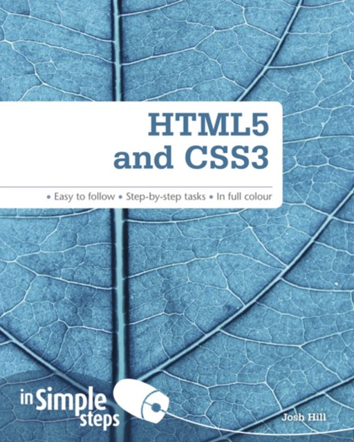 HTML5 and CSS3 in Simple Steps