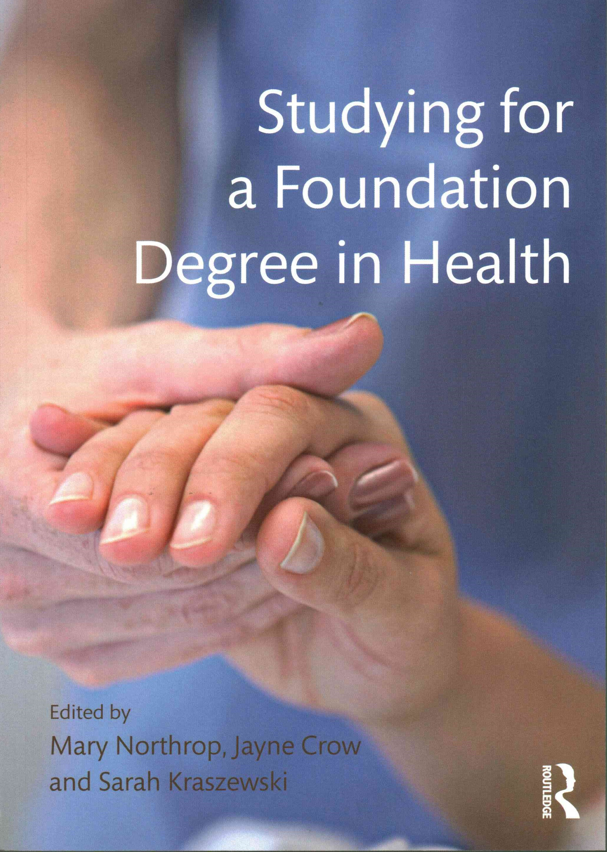 Health and Social Care for Foundation Degree and Vocational Qualifications
