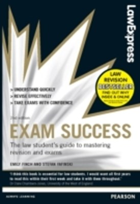 (ebook) Law Express: Exam Success (Revision Guide)