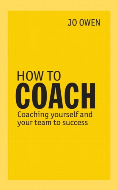 (ebook) How to Coach