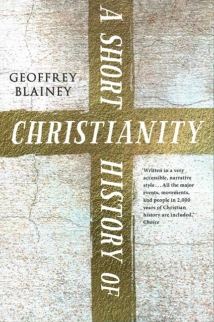 Short History of Christianity