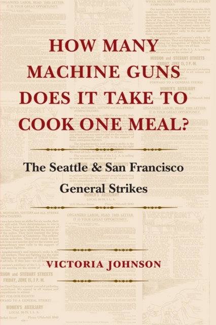 How Many Machine Guns Does It Take to Cook One Meal?