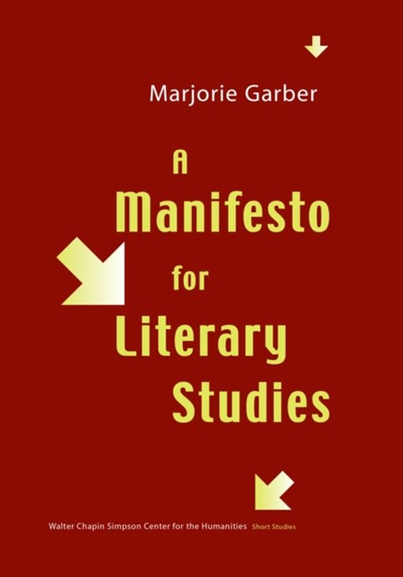 Manifesto for Literary Studies