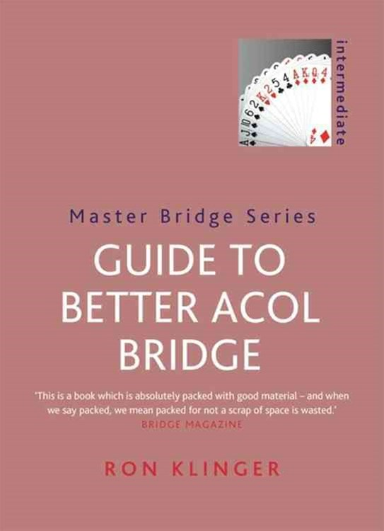 Guide To Better Acol Bridge
