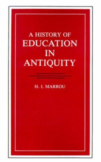 History of Education in Antiquity