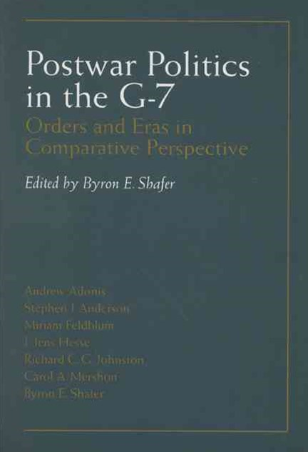 Postwar Politics in the G-7