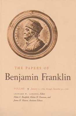 The Papers of Benjamin Franklin, January 1, 1760 Through December 31, 1761