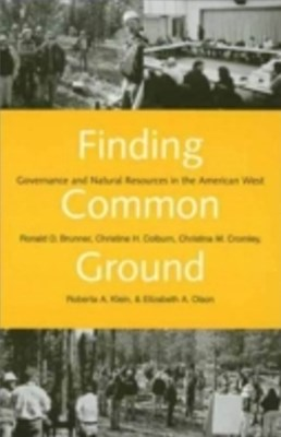 (ebook) Finding Common Ground