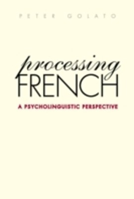(ebook) Processing French