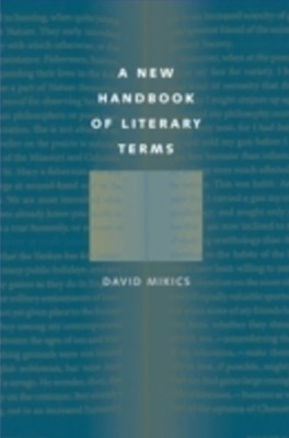 New Handbook of Literary Terms
