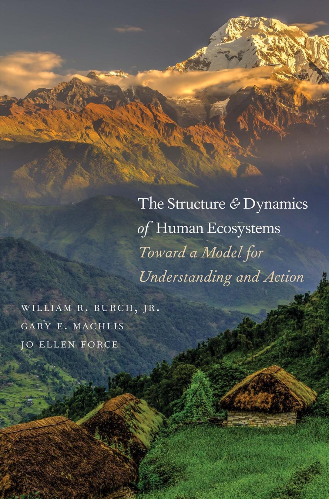 The Structure and Dynamics of Human Ecosystems: Toward a Model for Understanding and Action