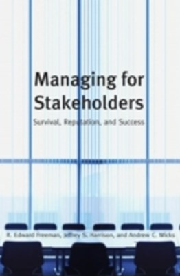 (ebook) Managing for Stakeholders