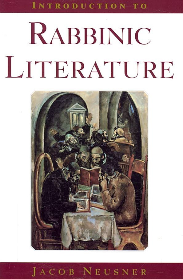 Introduction to Rabbinic Literature