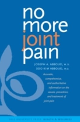 (ebook) No More Joint Pain