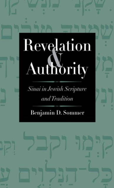 (ebook) Revelation and Authority