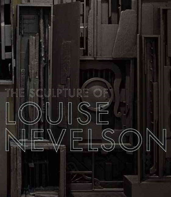 Sculpture of Louise Nevelson