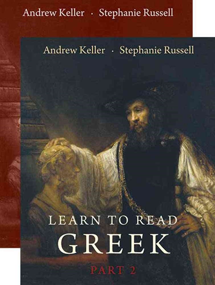 Learn to Read Greek: Textbook & Workbook Set