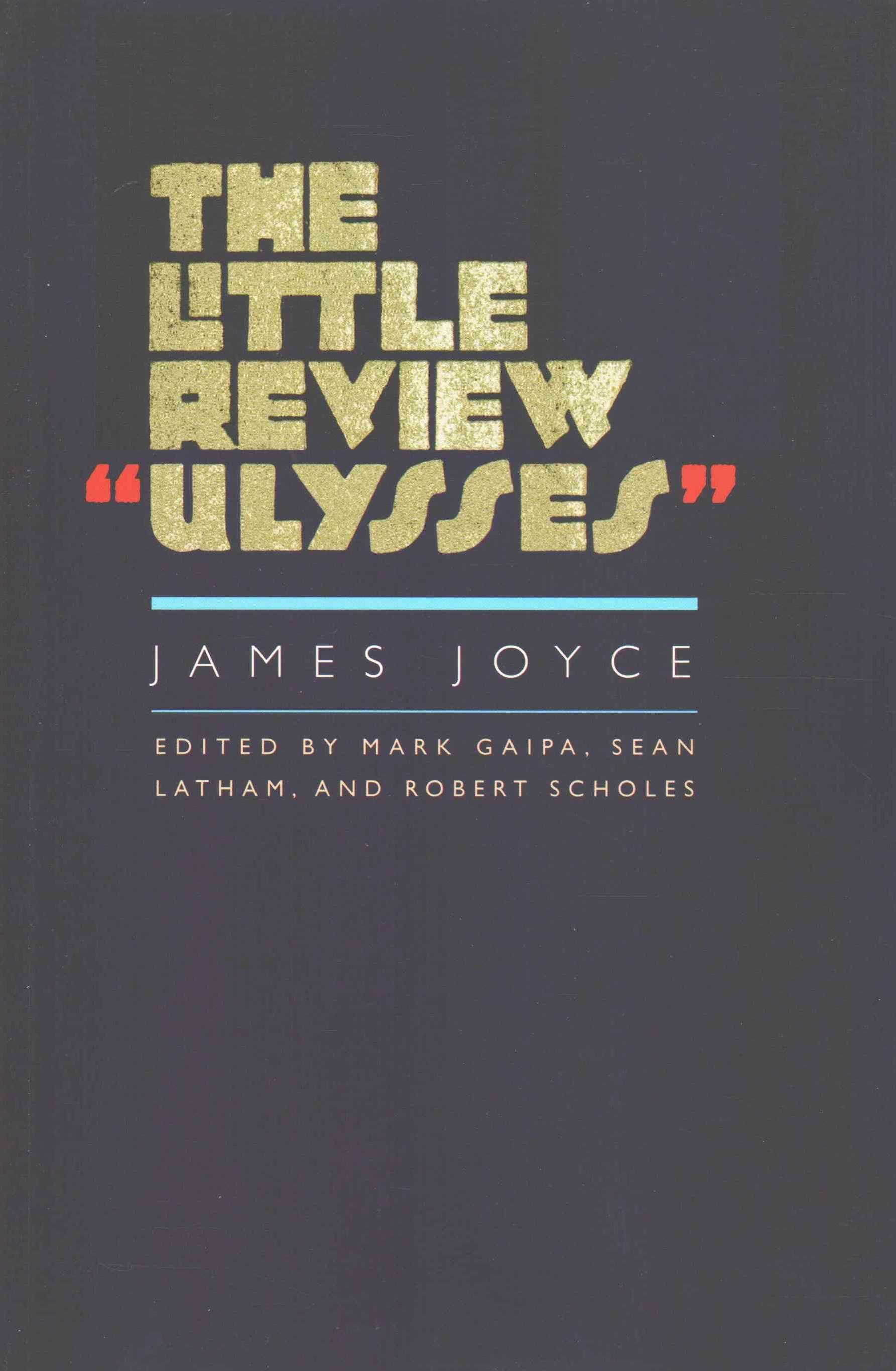 The Little Review Ulysses
