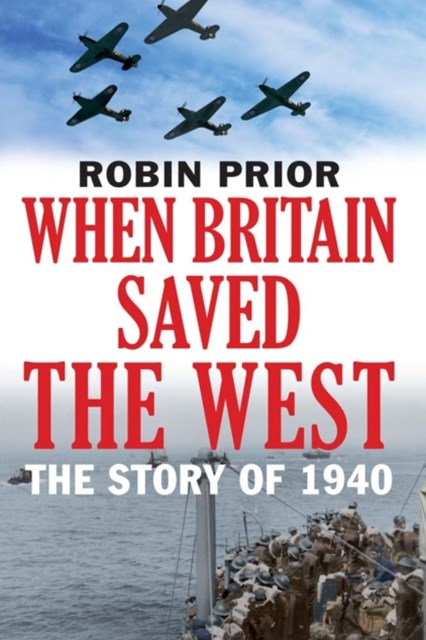 (ebook) When Britain Saved the West