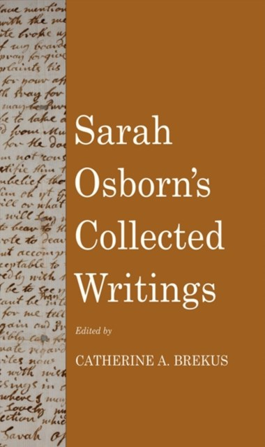 (ebook) Sarah Osborn's Collected Writings