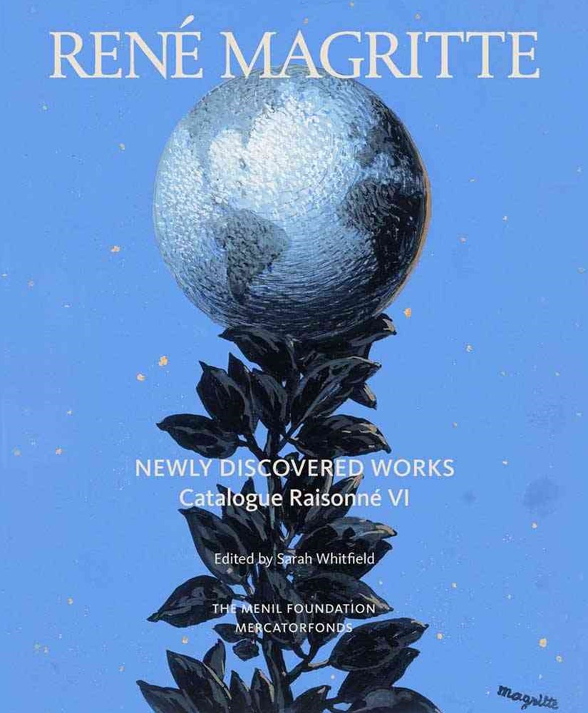 Rene Magritte: Newly Discovered Works: Oil Paintings, Gouaches, Drawings