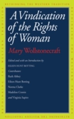(ebook) Vindication of the Rights of Woman