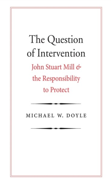 (ebook) Question of Intervention