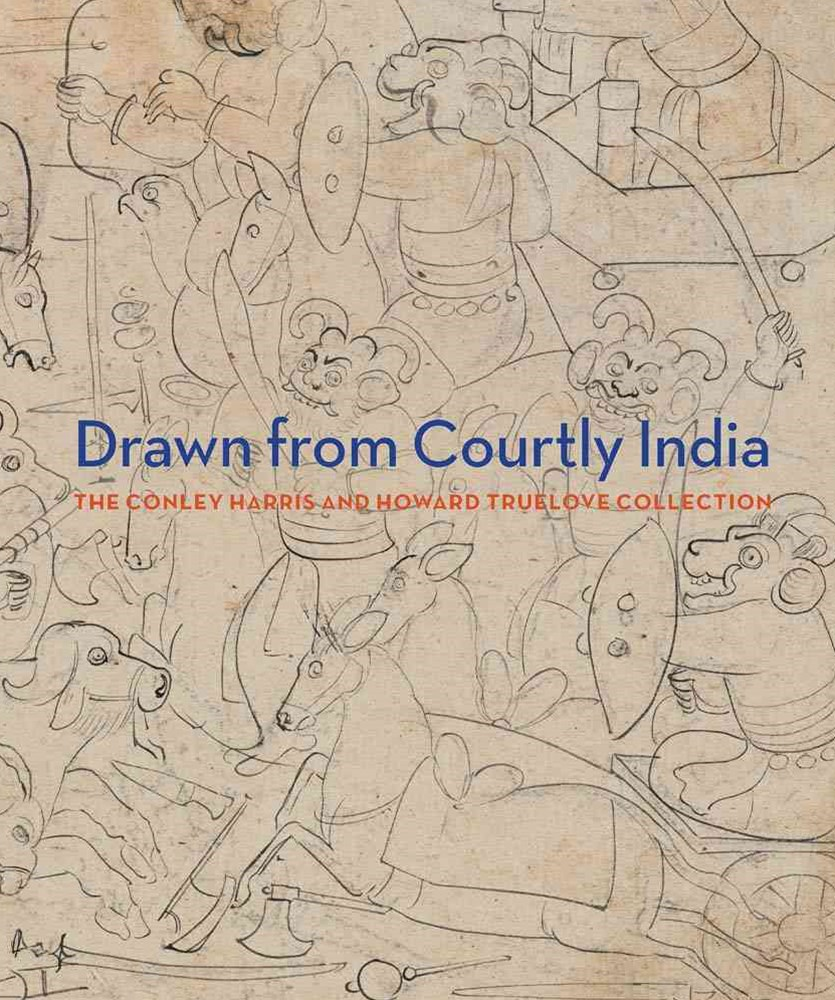 Drawn Courtly India