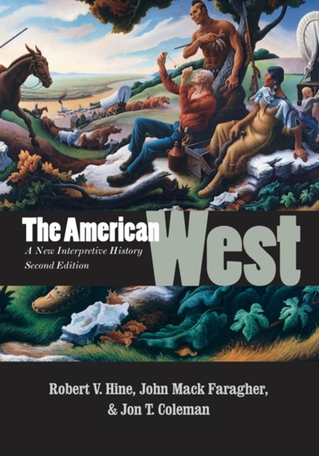 (ebook) American West