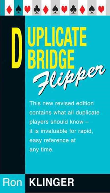 Duplicate Bridge Flipper