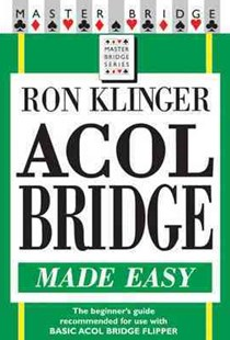 Acol Bridge Made Easy by Ron Klinger (9780304366439) - PaperBack - Craft & Hobbies Puzzles & Games