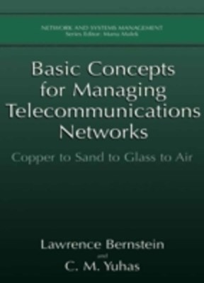 Basic Concepts for Managing Telecommunications Networks