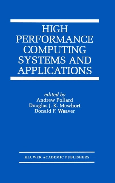(ebook) High Performance Computing Systems and Applications
