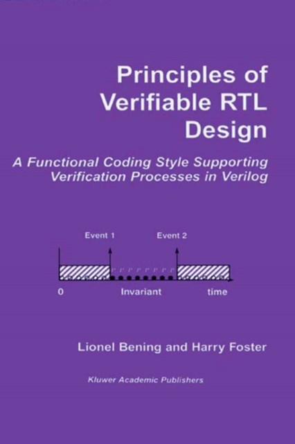 Principles of Verifiable RTL Design